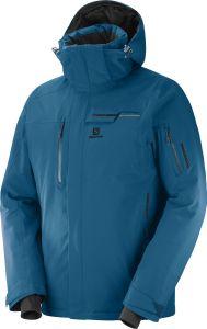 Salomon Brilliant Jacket M Moroccan Blue