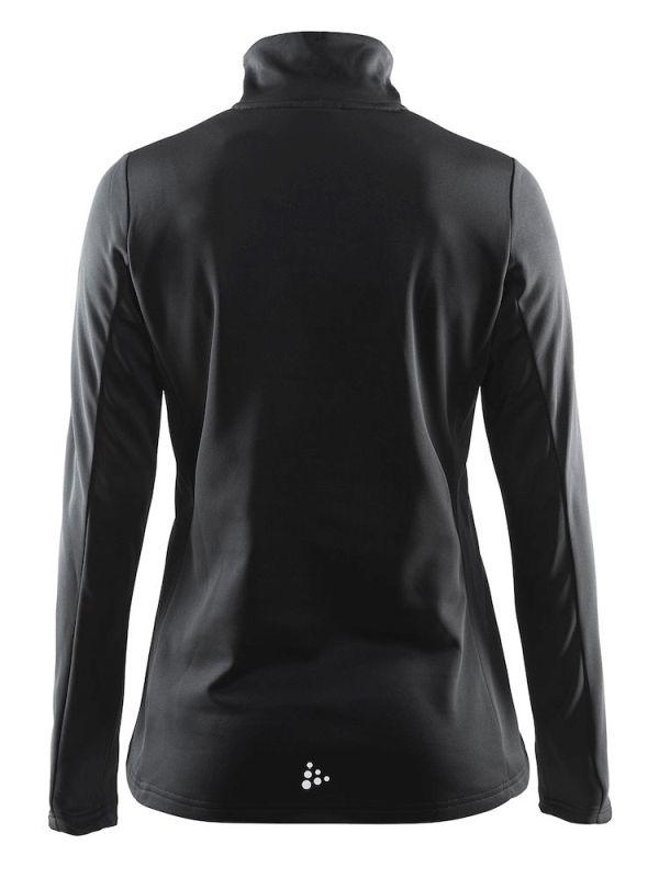 Craft Swift Halfzip W black