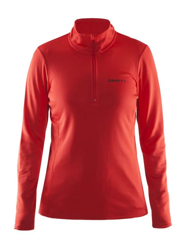 Craft Swift Halfzip W red