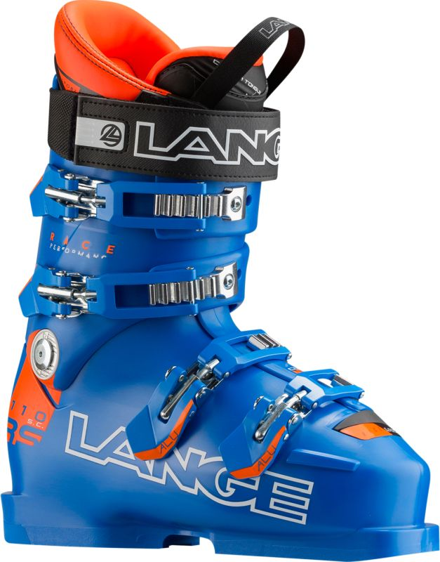 Lange RS 110 power blue
