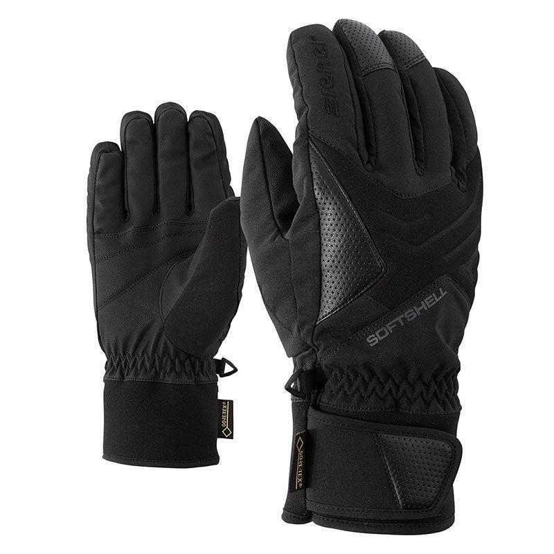 Ziener Gomser GTX (R) +Gore Ski Glove black