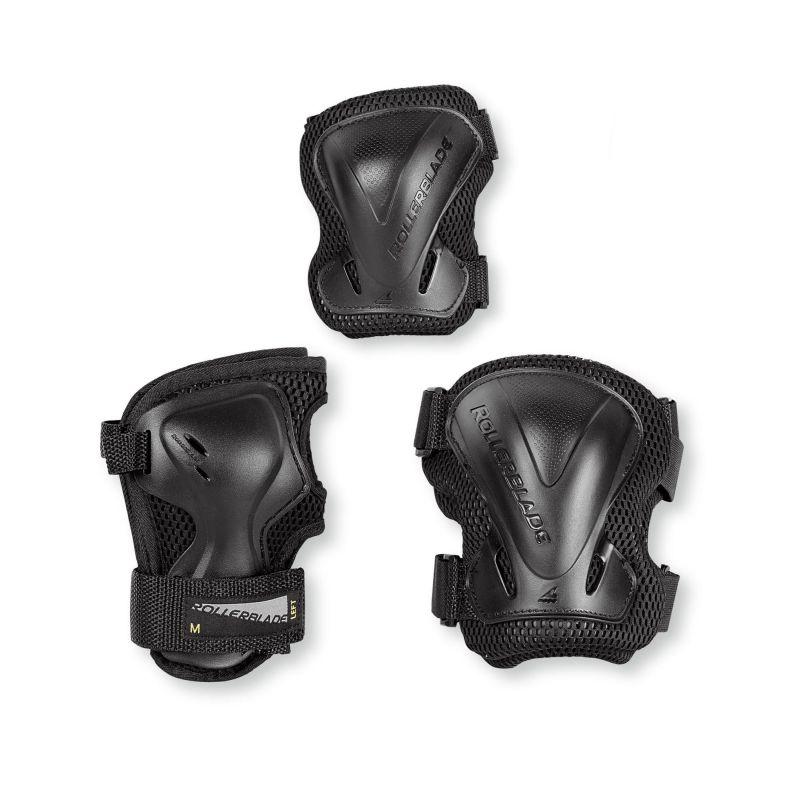 Rollerblade Evo Gear 3 Pack schwarz