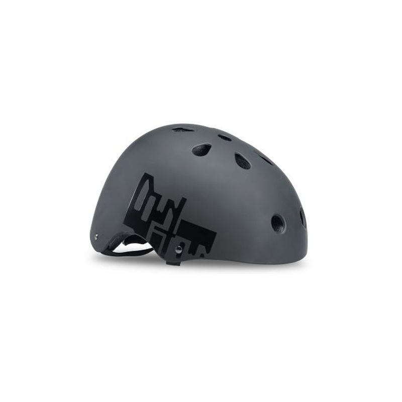 Rollerblade Downtown Helmet schwarz-gelb