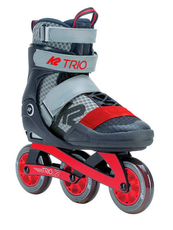 K2 TRIO 100 Gray Red
