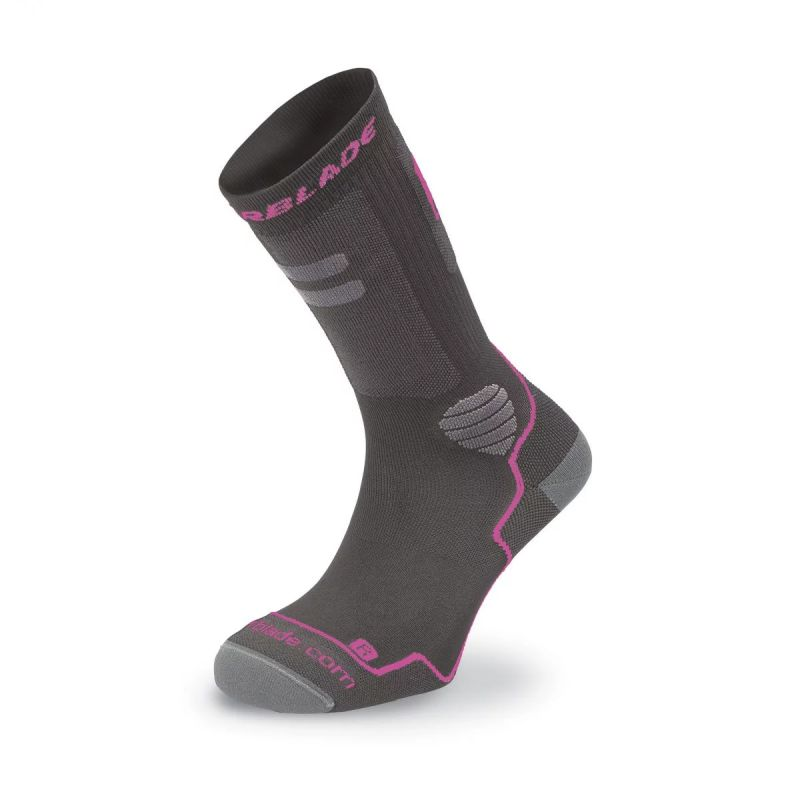 Rollerblade High Performance W Socks Dunkel Grau-p