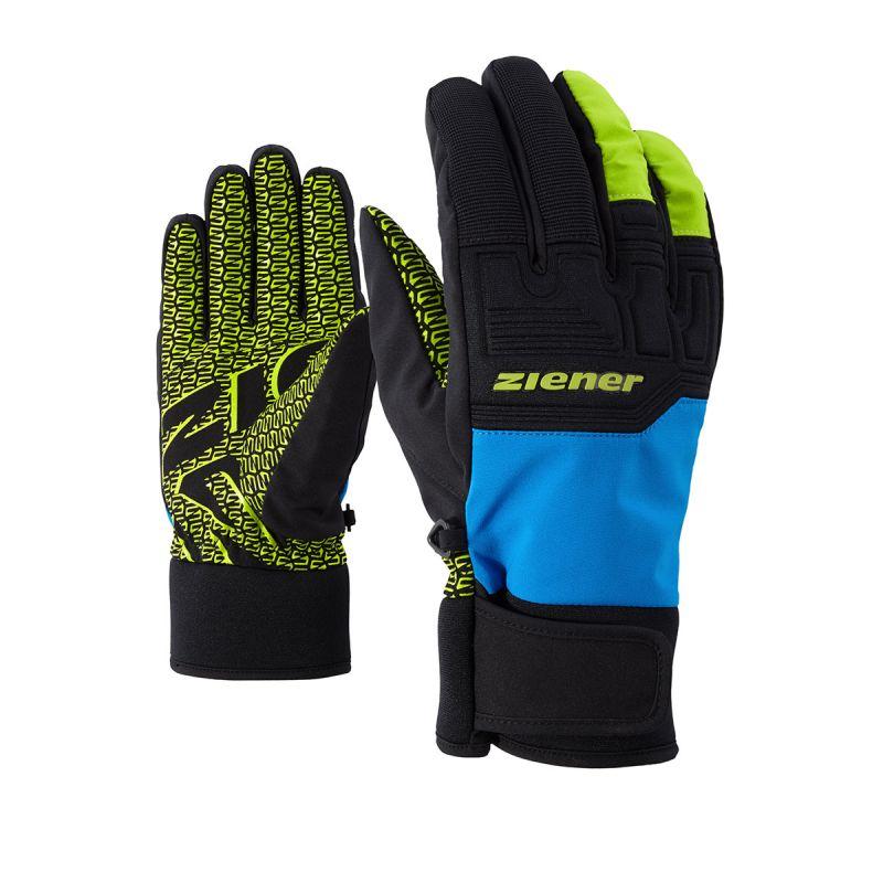 Ziener Garim AS Glove Ski Alpine persian blue