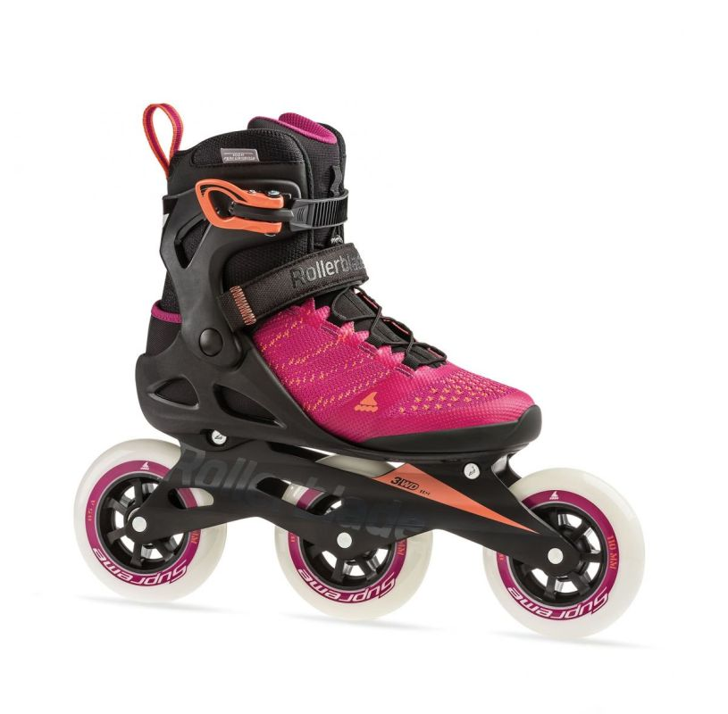 Rollerblade Macroblade 110 3WD W himbeere mango