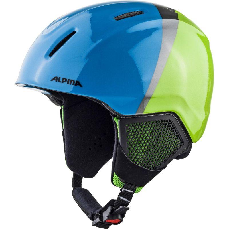 Alpina Carat LX green-blue-grey