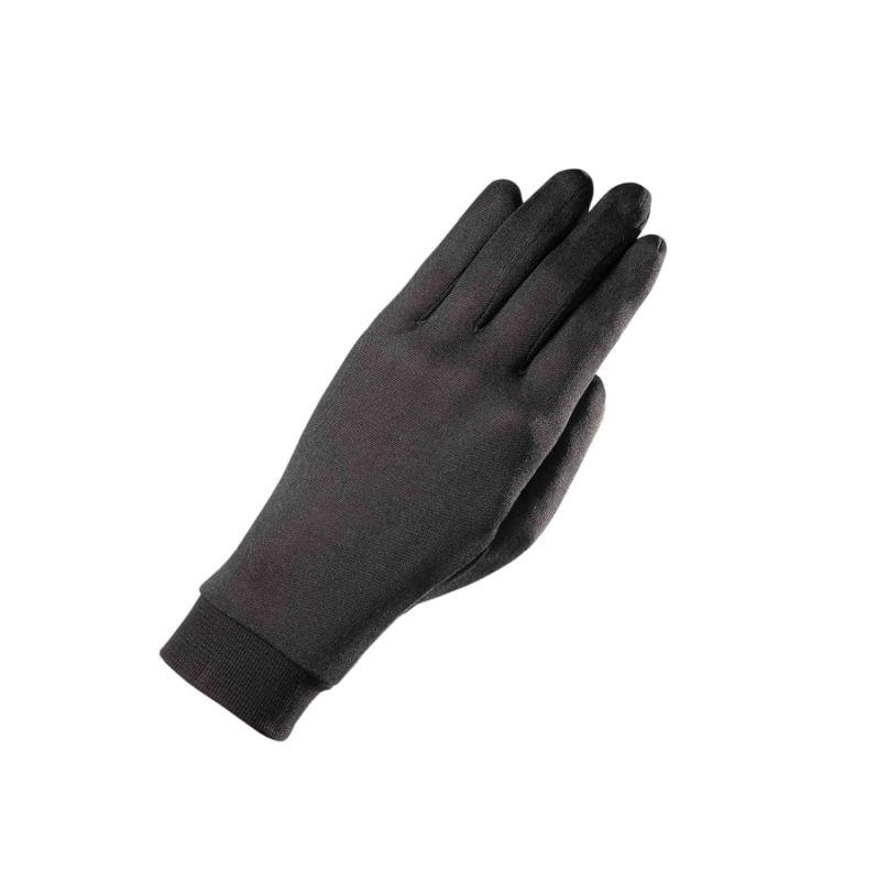 Zanier Silk Liner Touch schwarz