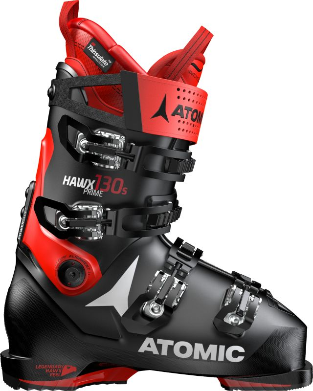 Atomic Hawx Prime 130S black/red