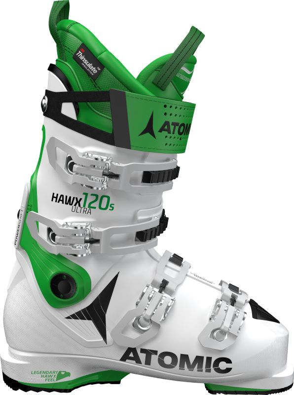 Atomic Hawx Ultra 120 S white-green