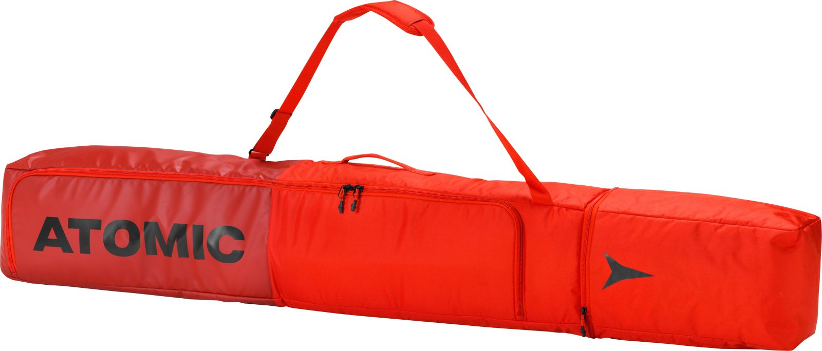 Atomic Double Ski Bag bright red/red