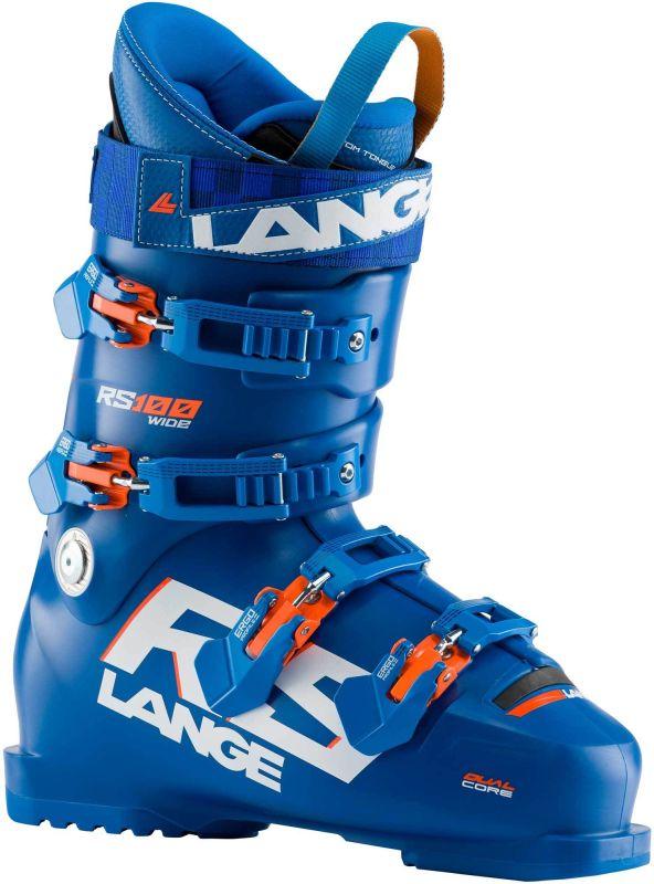 Lange RS 100 Wide power blue