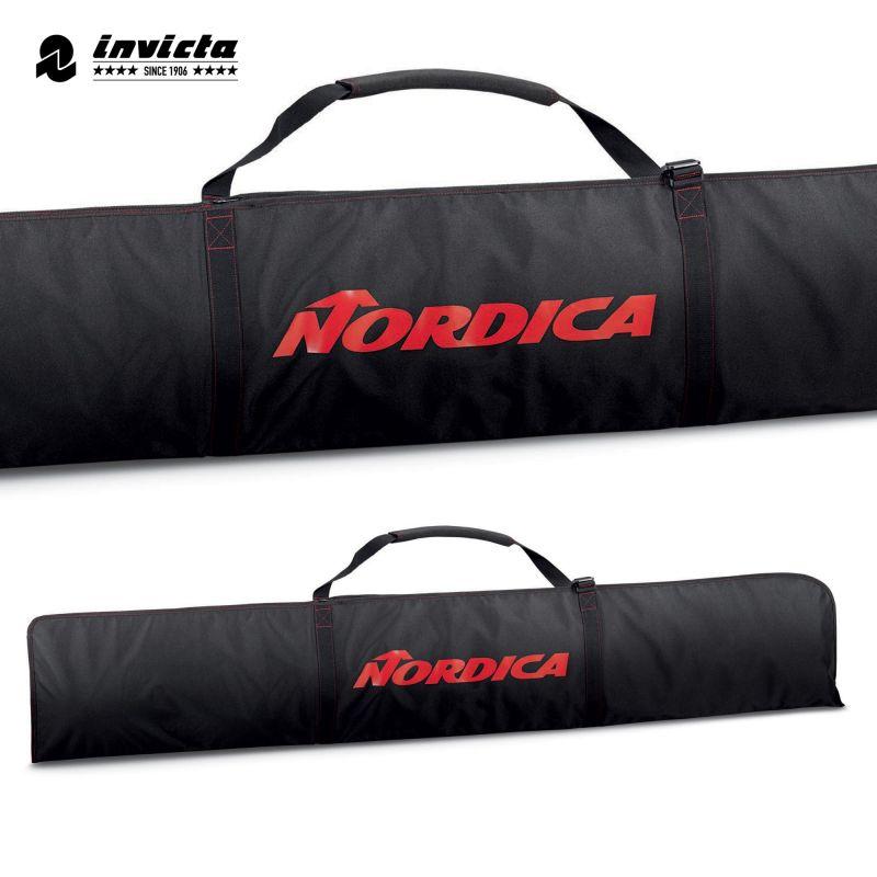 Nordica Promo Ski Bag black-red