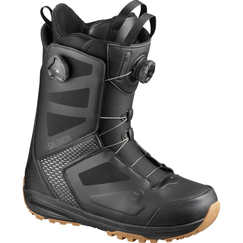 Salomon Dialogue Focus BOA WIDE black