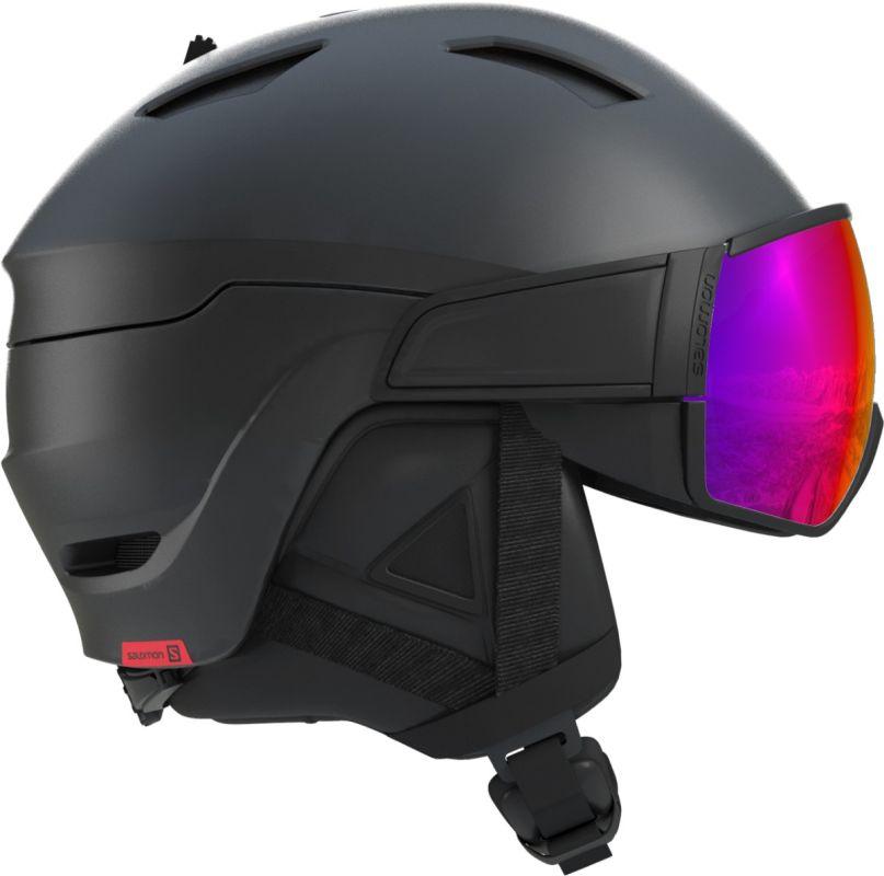 Salomon Driver black-red