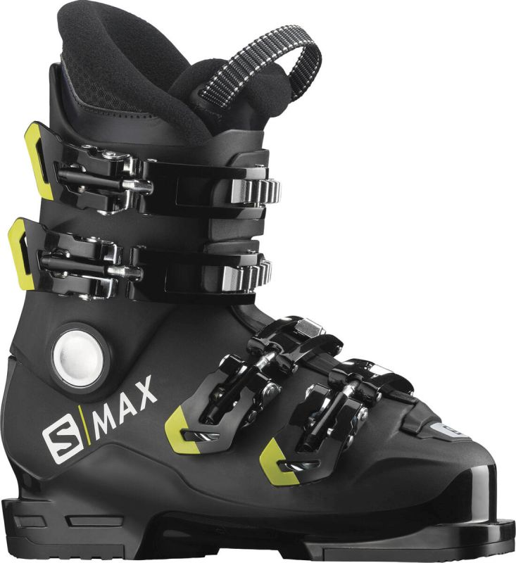 Salomon S/Max 60T M black-acid green