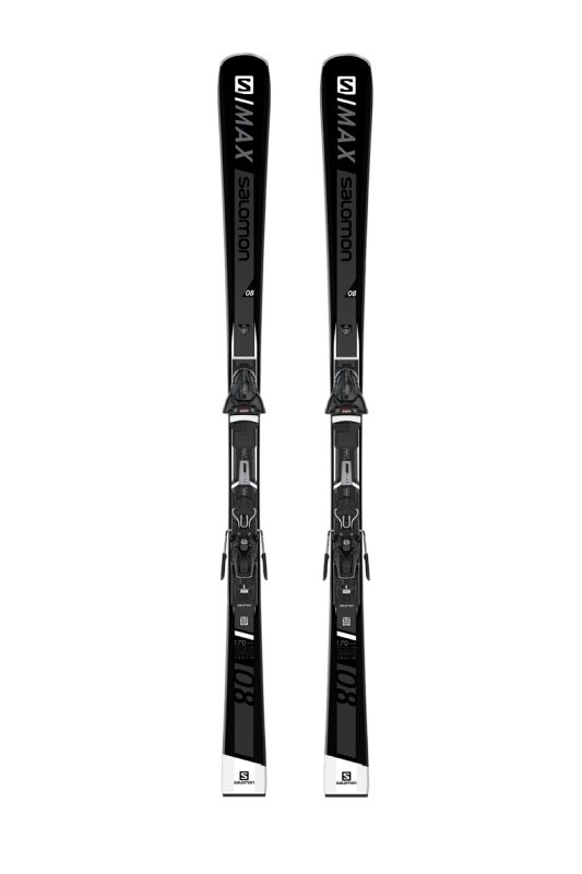 Salomon S/MAX 8 + Z10