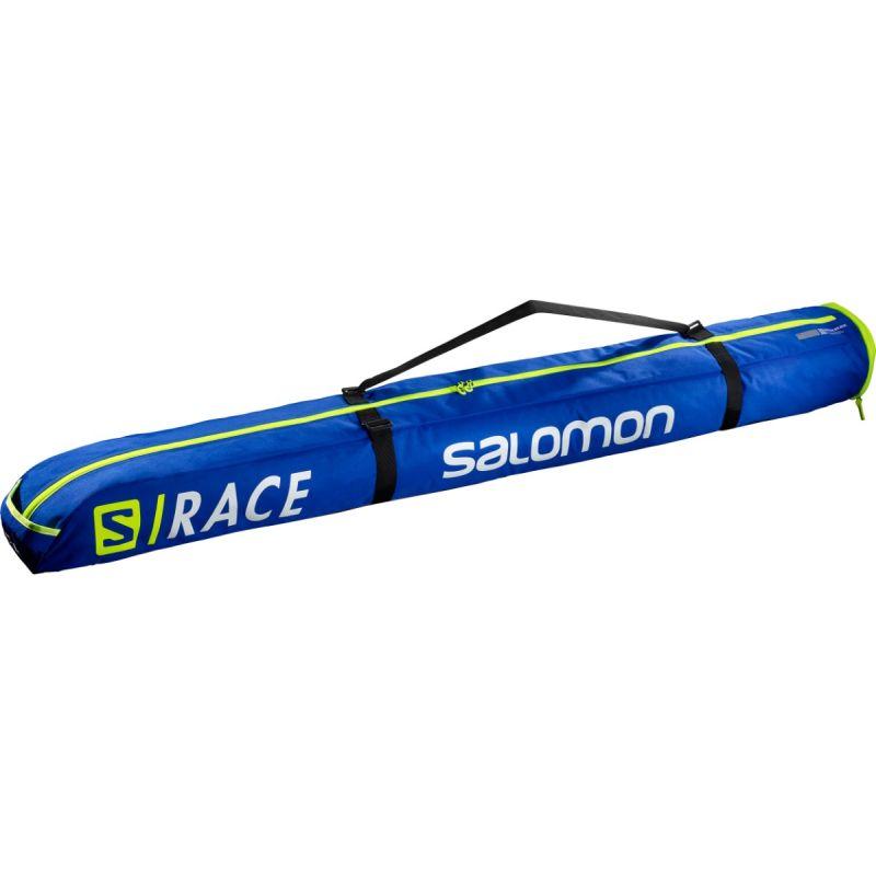 Salomon 1 Pair 165+20 Skibag race blue