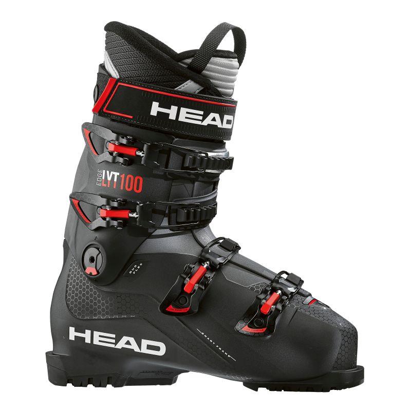 Head Edge Lyt 100 black/red