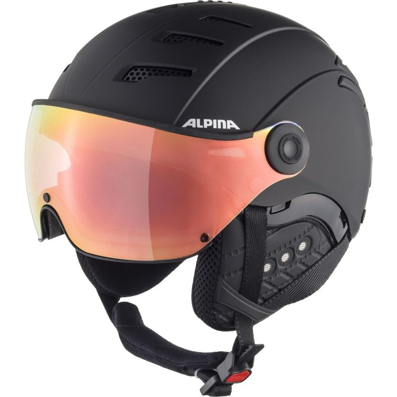 Alpina Jump 2.0 HM black matt