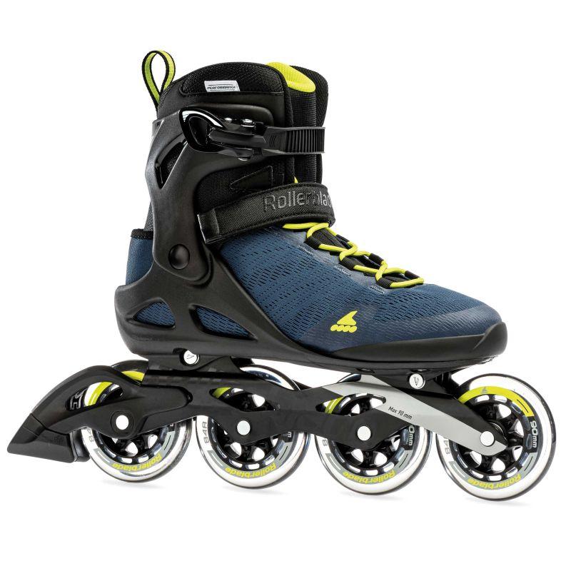 Rollerblade Sirio 90  Denim/Lime