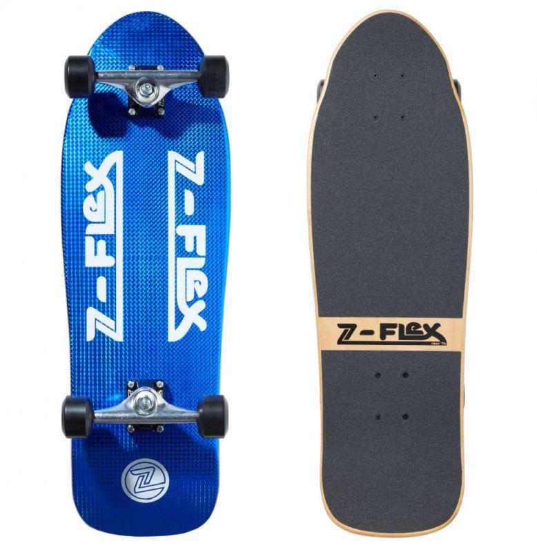 Z Flex Complete 80 s Crystal Z-Bar Blue