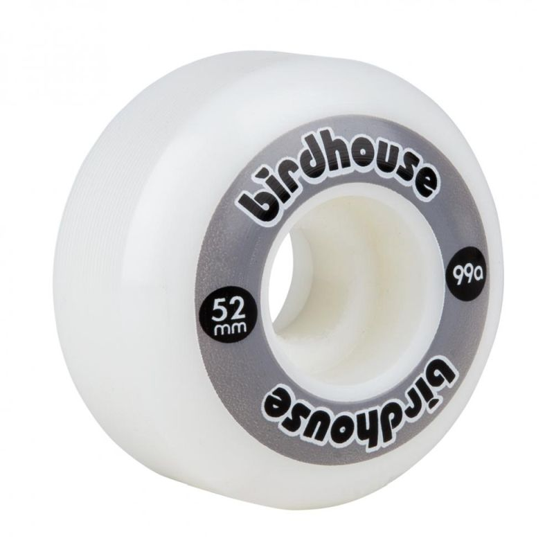 Birdhouse Wheels Logo 99a grey 52 mm
