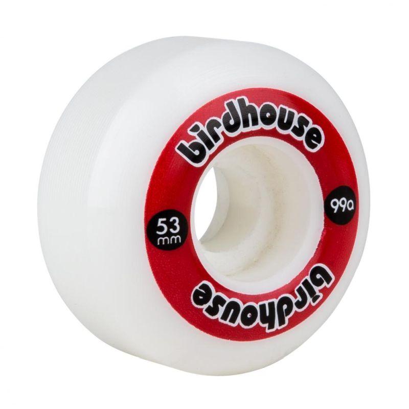Birdhouse Wheels Logo 99a red 53 mm