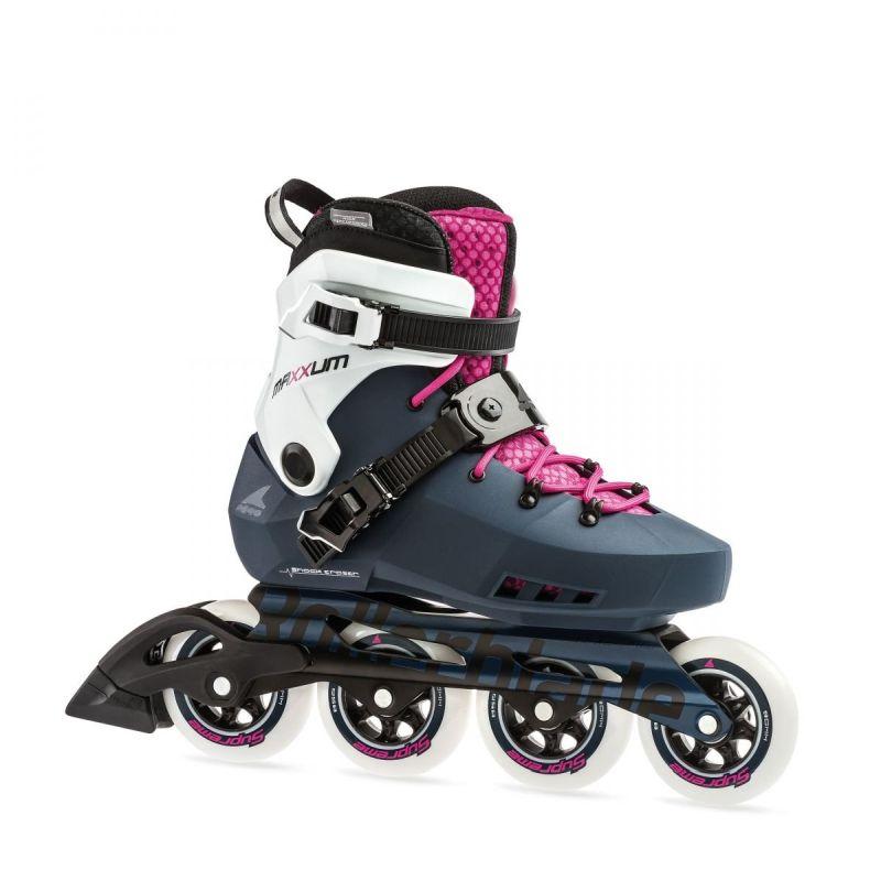 Rollerblade Maxxum Edge 90 W himbeere /saphir