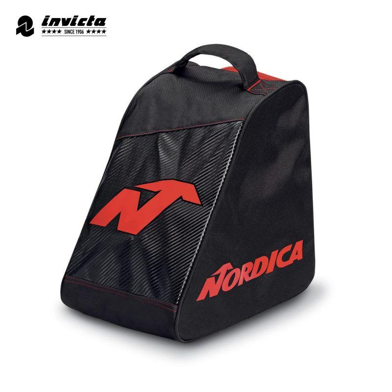 Nordica Boot Bag Lite schwarz/rot