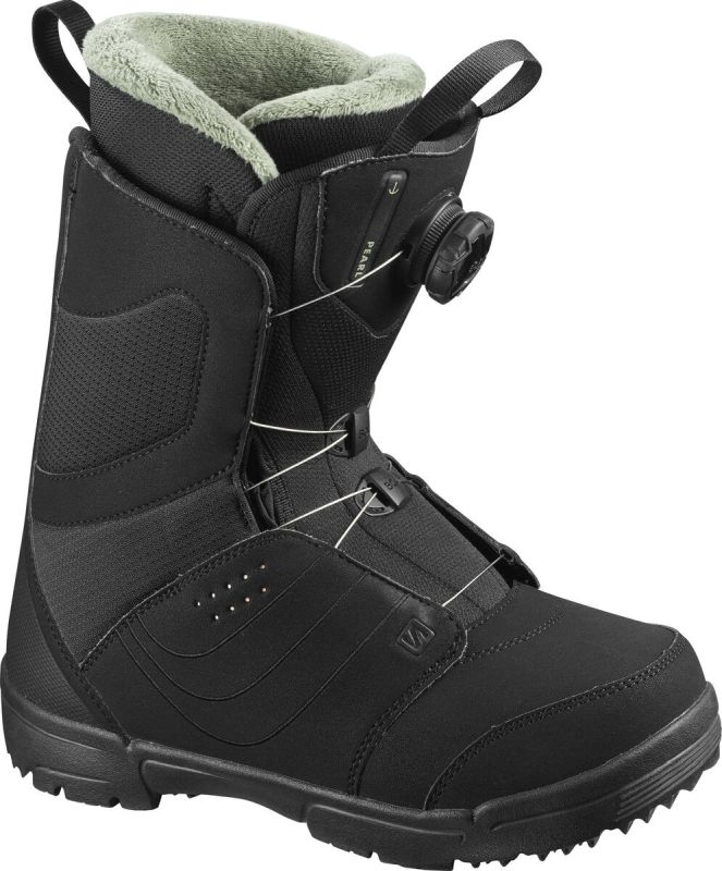 Salomon Pearl Boa M bk/bk/tropical P