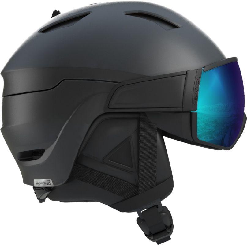 Salomon Helm Driver S All black/silver