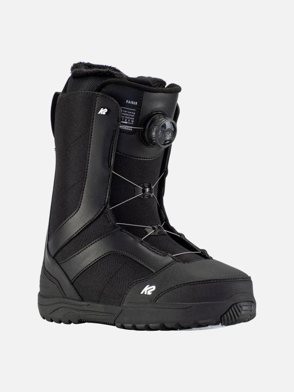 K2 Raider black