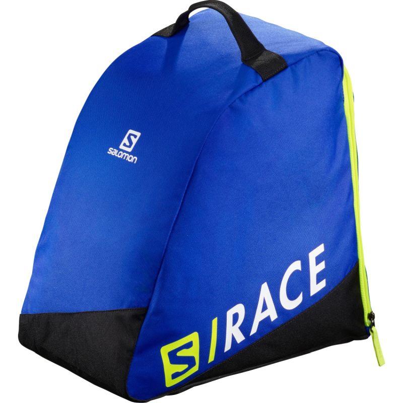 Salomon Original Bootbag RACE BLUE / Neon Yellow