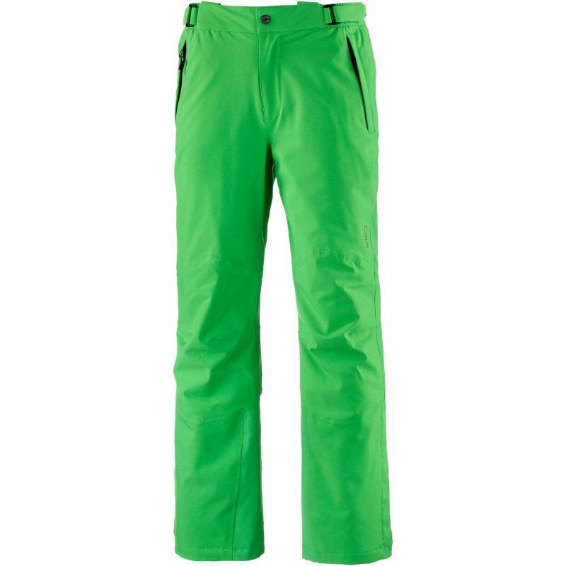 CMP Skihose Hosentr. Clima Protect Verde Fluo