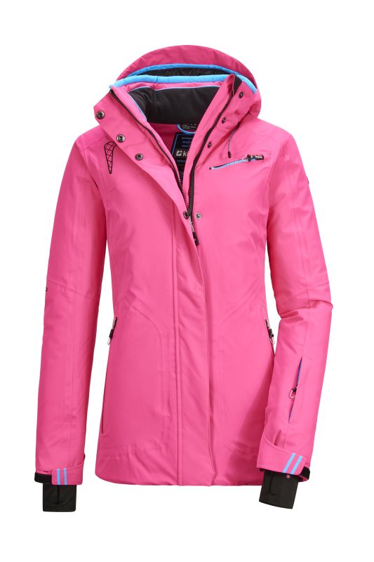 Killtec Cimetta W Ski Jkt pink