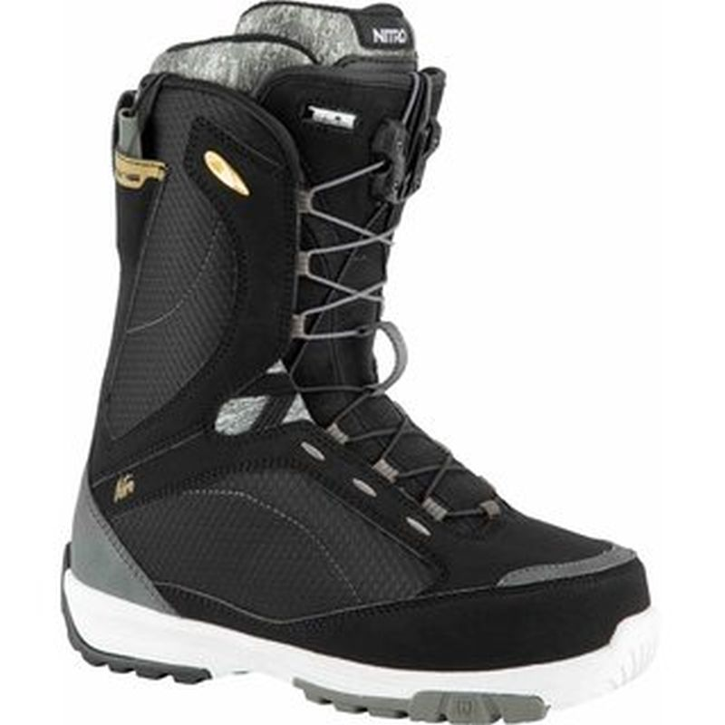 Nitro Monarch TLS Boot black-white-grey