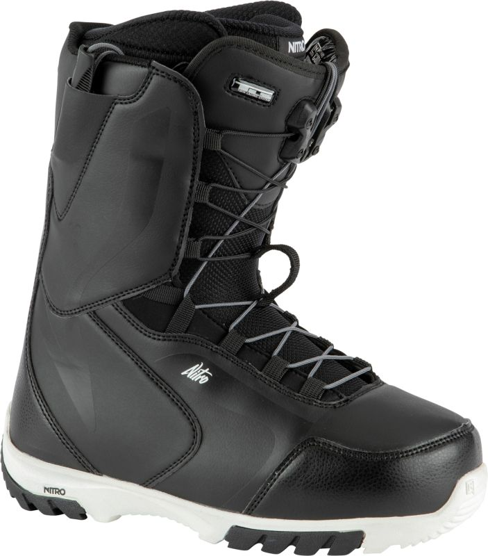 Nitro Cuda TLS Boot black-white