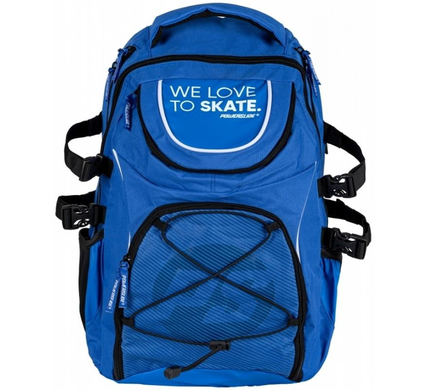 Powerslide Skate Bag Pack blue