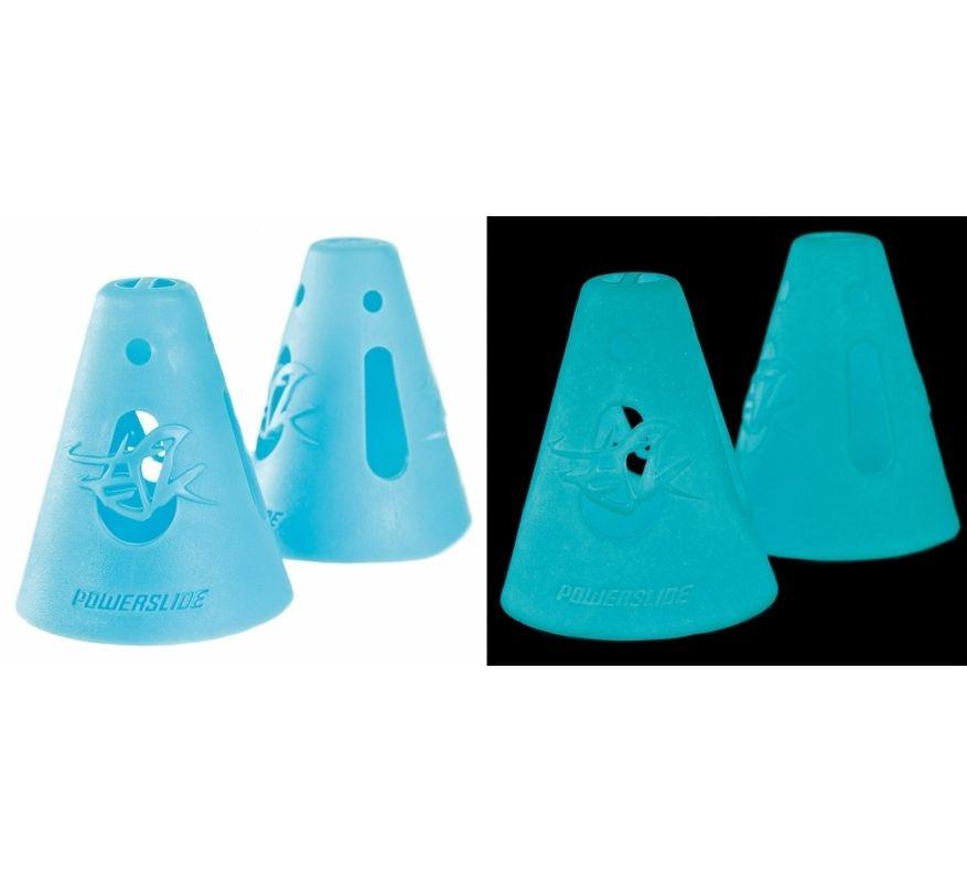Powerslide FSK Cones 10St blue