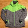 CNSRD Luke Snowjacket lime ash