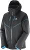 Salomon Storm Race Jkt M Black