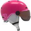 Salomon Grom Visor glossy pink