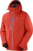 Salomon Icefrost JKT M Fiery Red