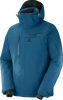 Salomon Brilliant Jacket M Moroccan Blue