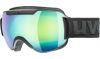 Uvex Downhill 2000 FM black m green-clear