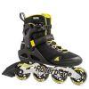 Rollerblade Sirio 80 schwarz gelb neon