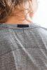 Craft Fuseknit Comfort RN LS W dk grey melange