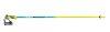 Leki Spitfire Lite S neongelb-blau-weiss